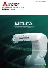 Mitsubishi robot katalógus